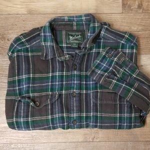 Men's Woolrich 100% cotton flannel